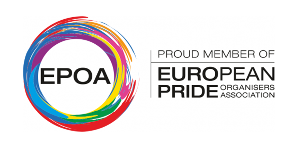 We've joined the European Pride Organisers Association and
